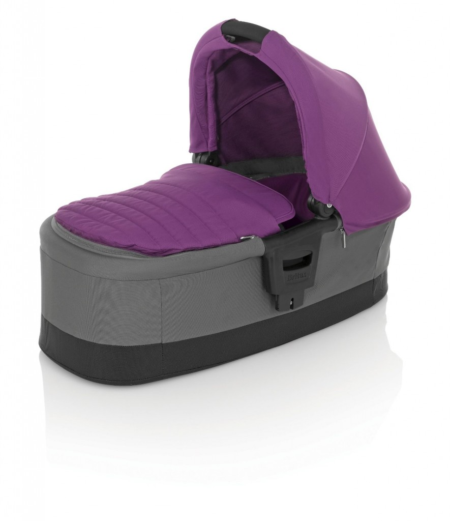 Britax Affinity Nacelle Cool Berry