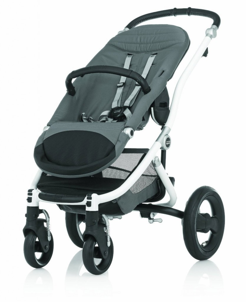 Britax Poussette Affinity Chassis Blanc