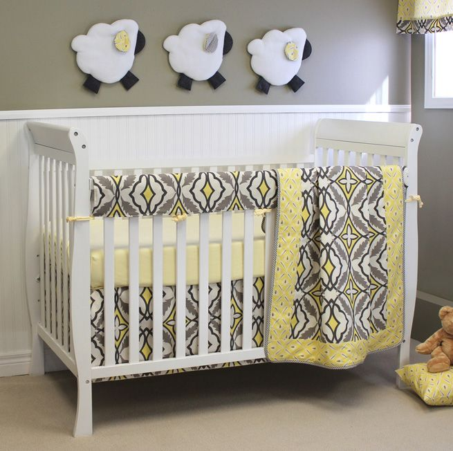 Awesome Couleur Jaune Chambre Bebe Contemporary - Antoniogarcia.info ...