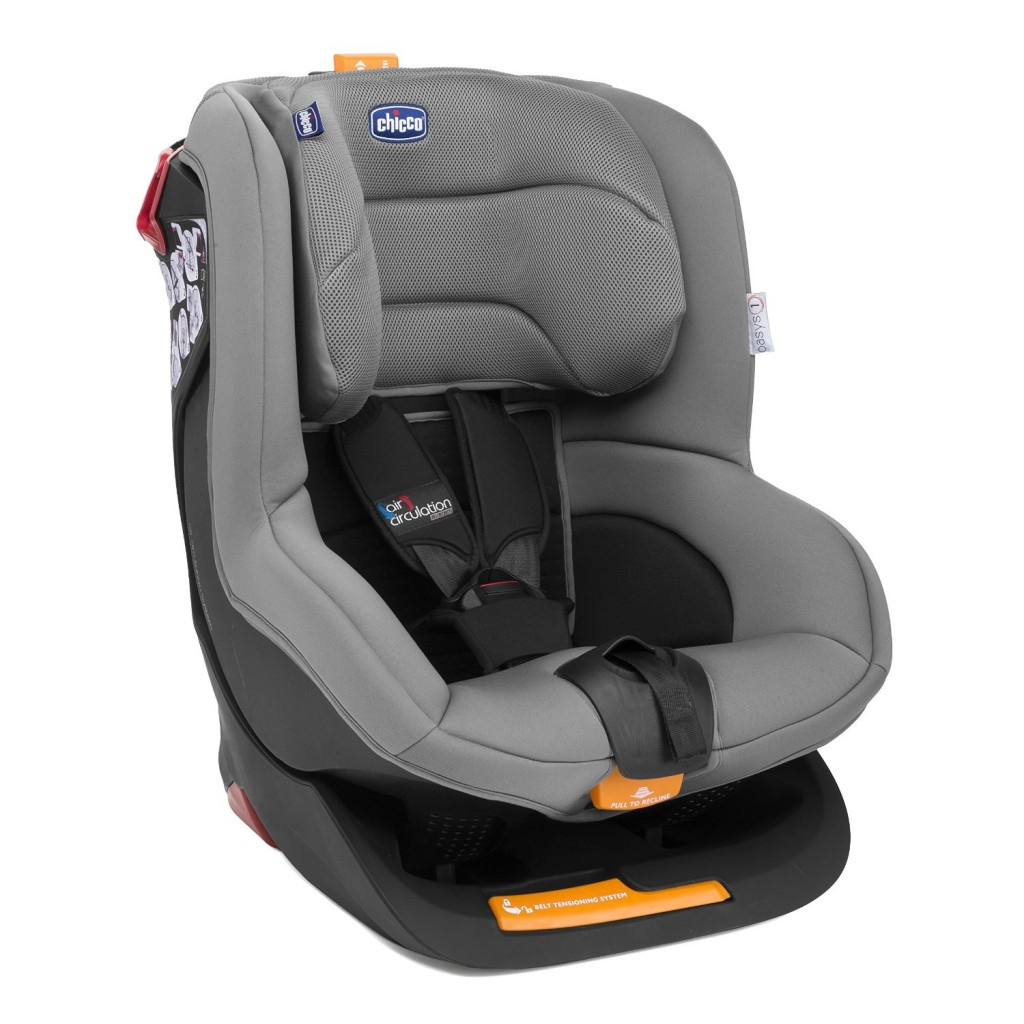 Chicco Siege Auto Oasys Groupe 1 Gris