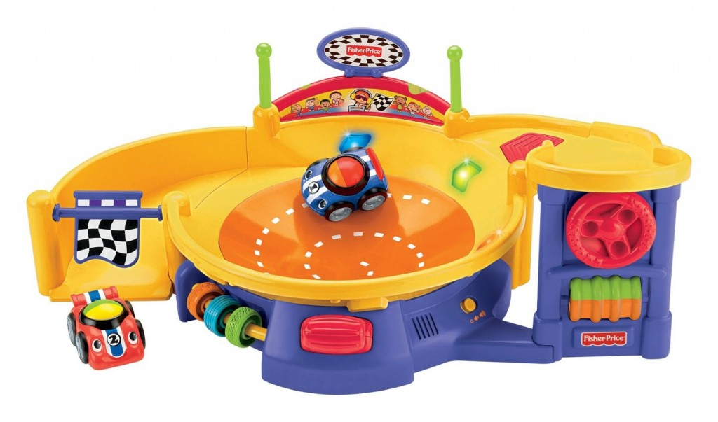 Fisher-Price Piste Musicale Roll'N'Racers