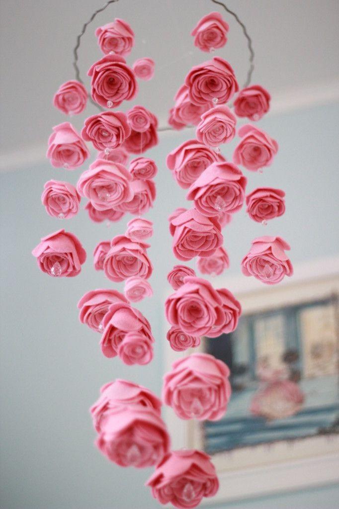 Guirlande fleur