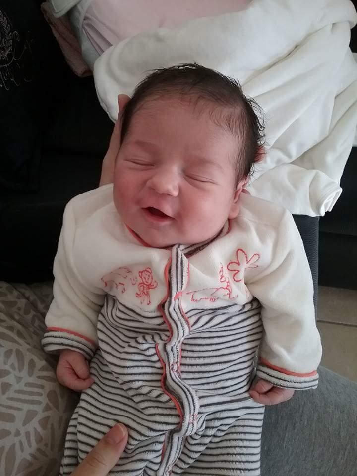 Marylou, née le 21 décembre