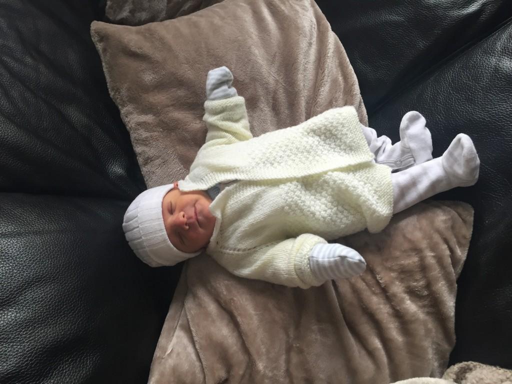 Raphaël, né le 18 decembre