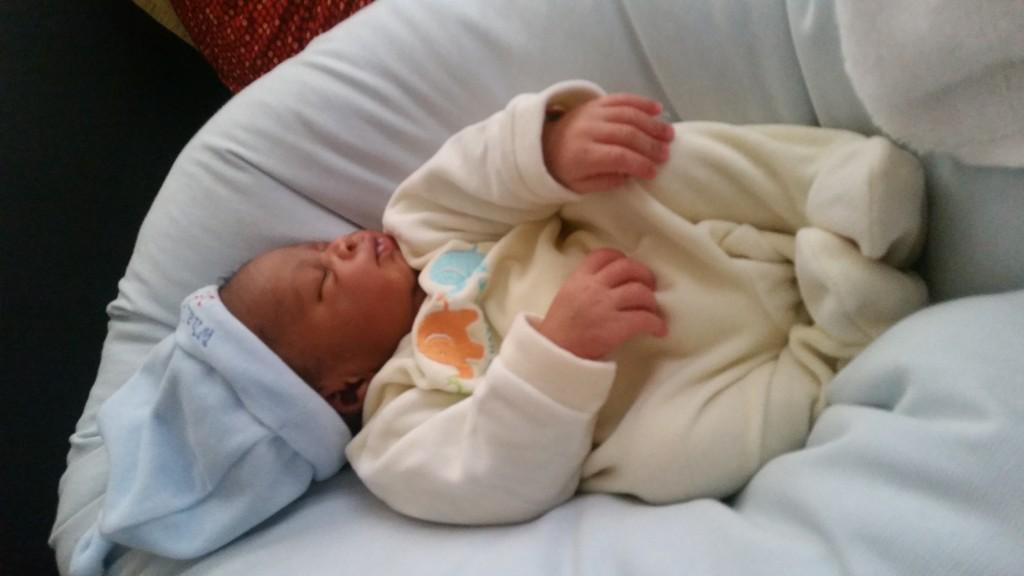 Roméo né le 4 décembre