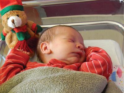 Calvin, né le 17 décembre