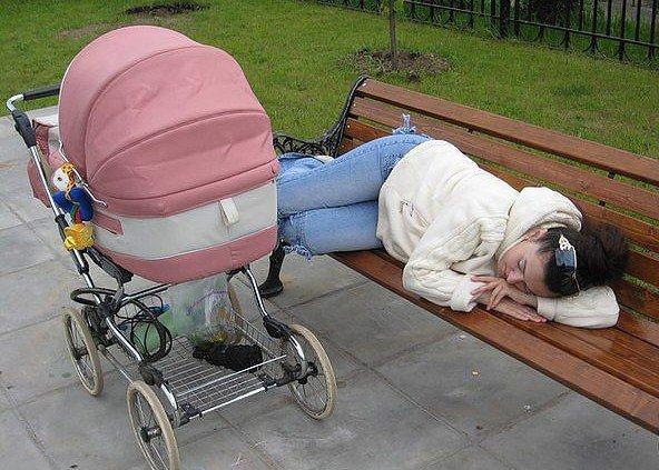 la vie de parent cest dur