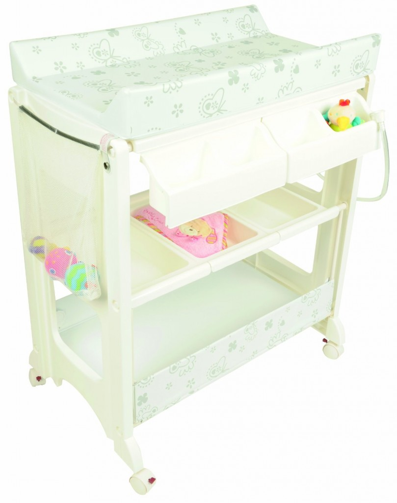 Babysun Nursery Supreme Table e Langer