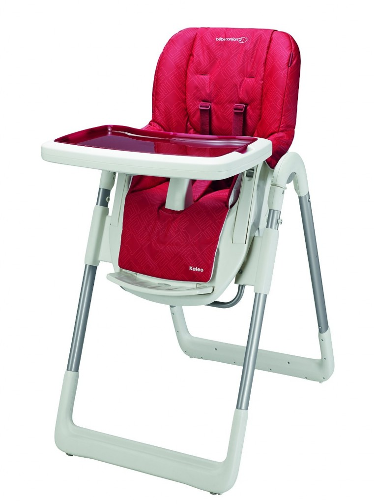 Bebe Confort Chaise Haute Kaleo Animals Red Collection 2015