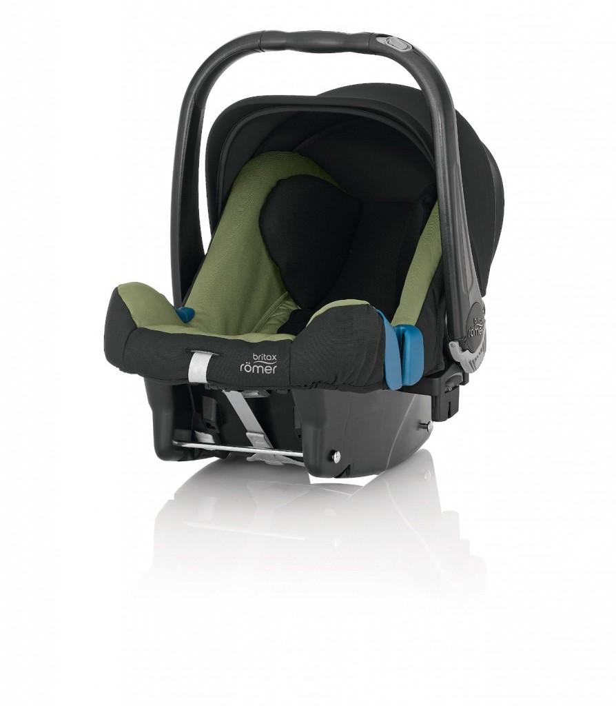 Britax Romer Siege-Auto Baby-Safe plus II