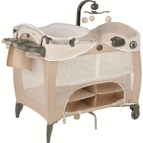 Graco Lit Bebe - Contour Electra Prestige - 72 x 105 - Benny and Bell