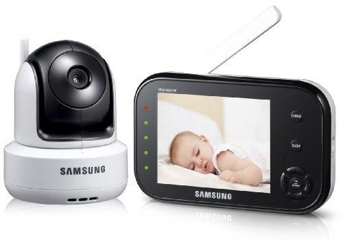 Samsung Baby Monitor Video Camera Rotative Robotisee SEW-3037