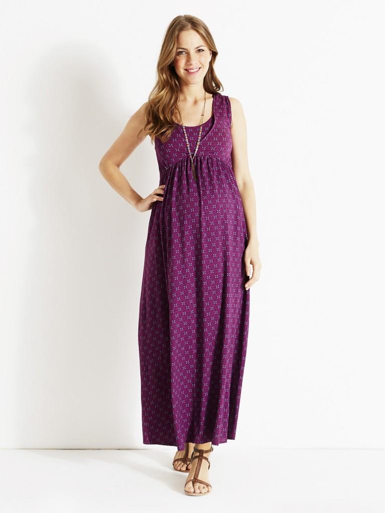 Vertbaudet robe longue