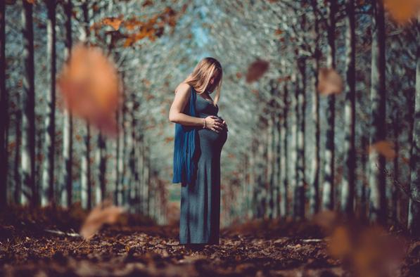 future maman reine des bois