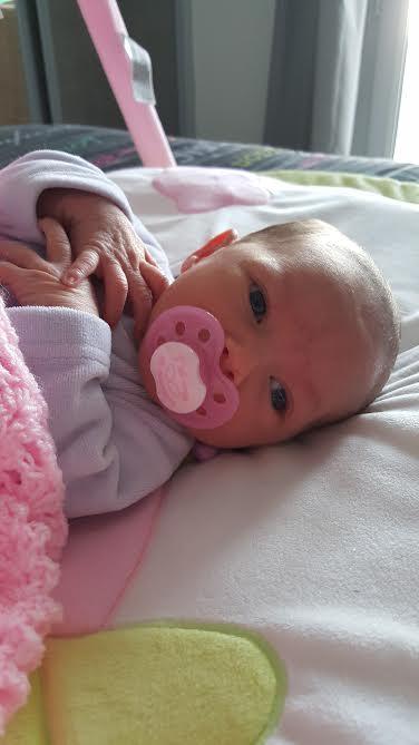Jade, née le 10 janvier