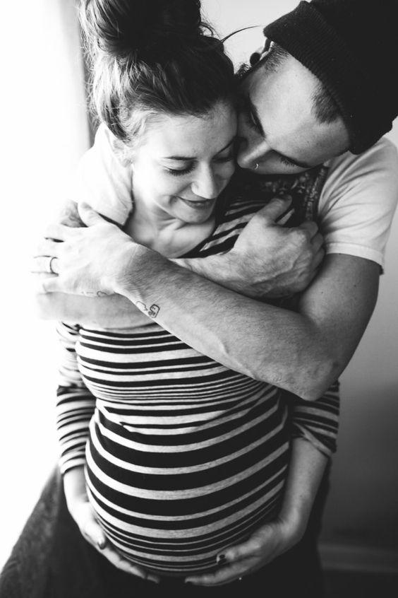 photo de couple de futurs parents (2)