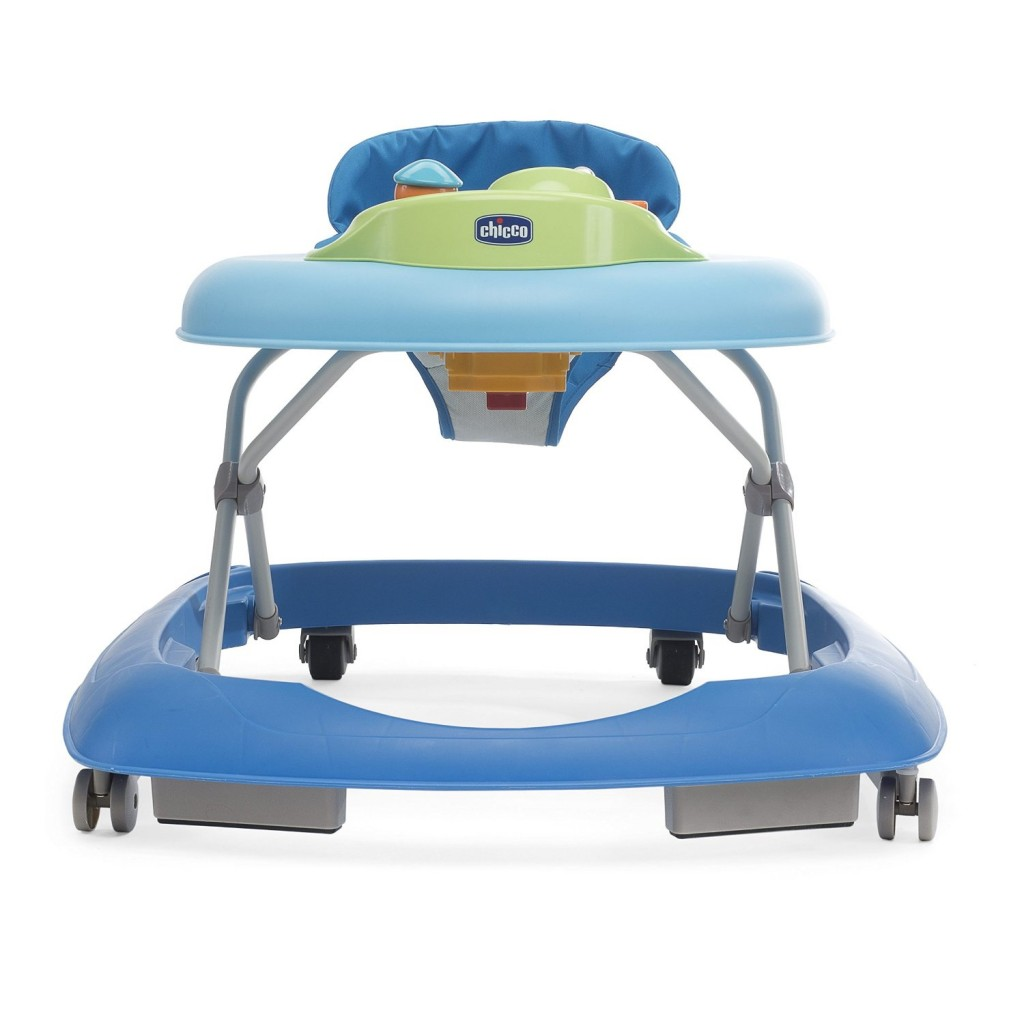 Chicco Trotteur Rainbow Blue