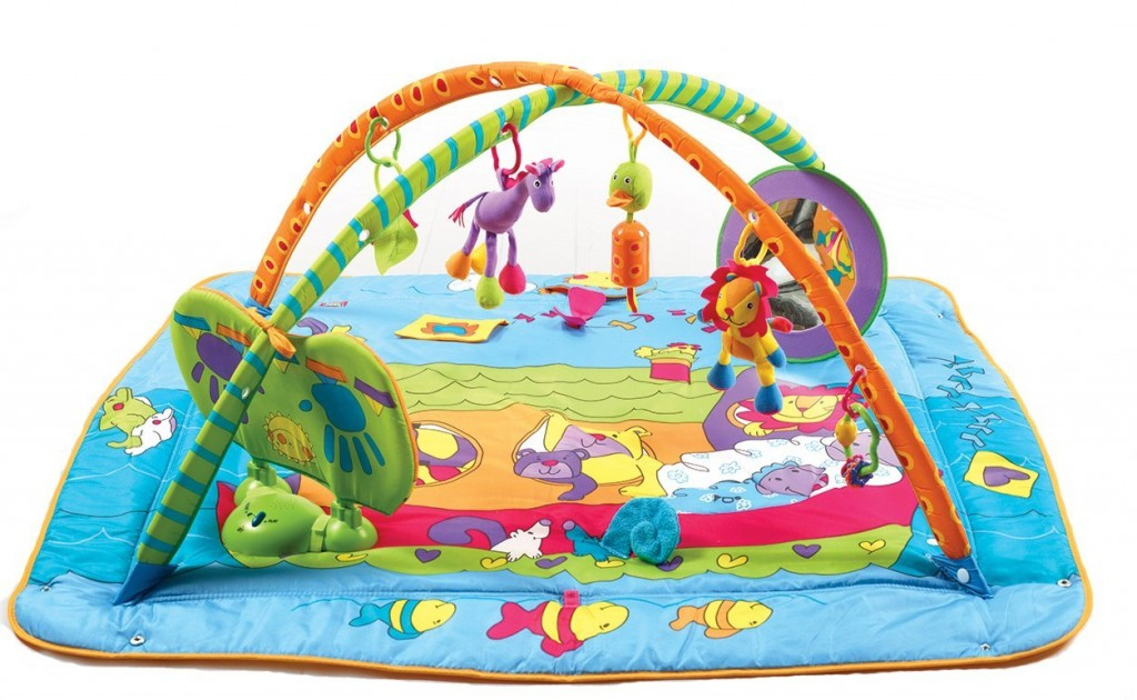 Tiny Love Tapis deveil Gymini Kick & Play