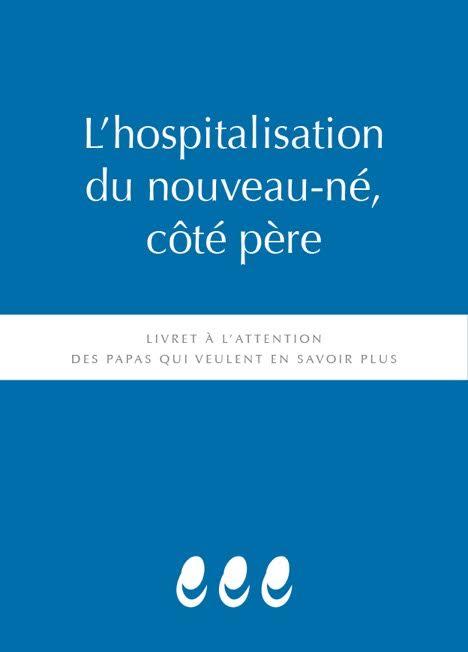 livre sosprema hospitalisation au cote du pere