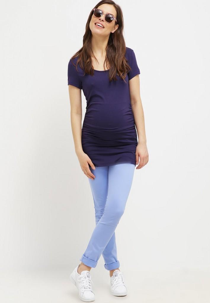 pantalon bleu serenity zalando esprit 60 euros