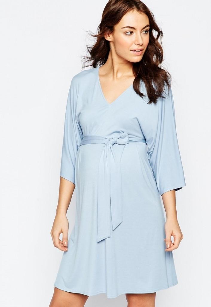 robe bleue serenite asos 30,99 euros
