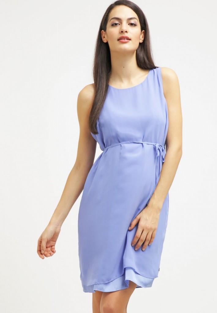 robe d'ete bleu serenity zalando esprit 80 euros