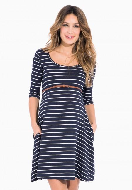 robe mariniere grossesse printemps