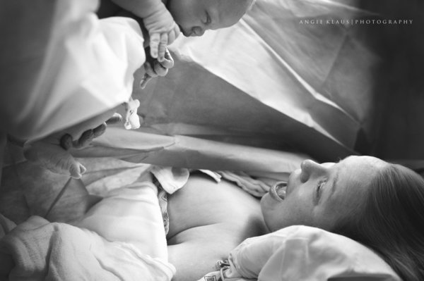 decouverte bebe mere cesarienne etats unis