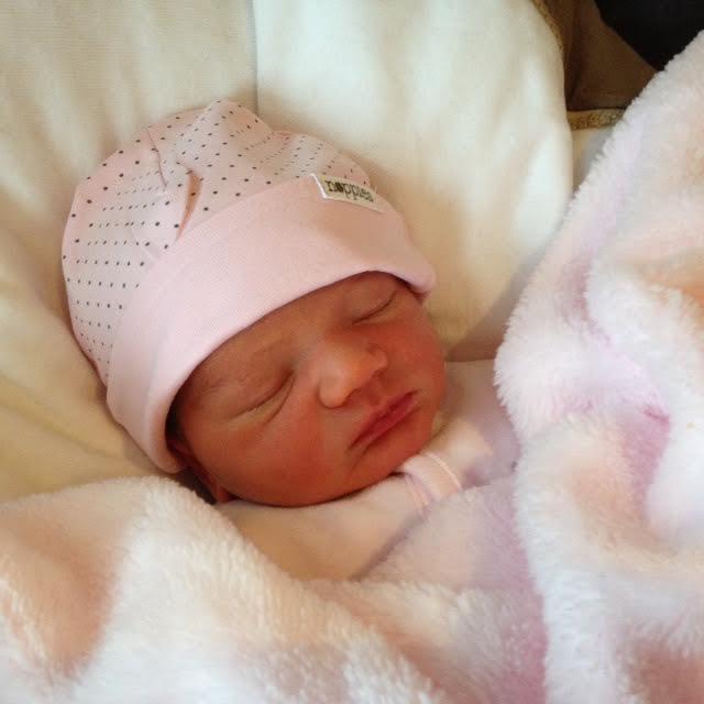 Adèle, née le 26 avril