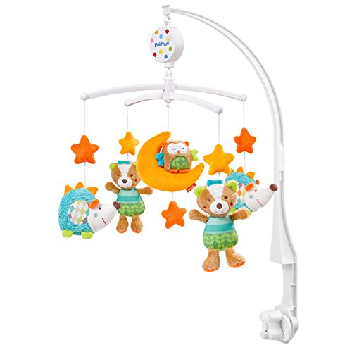 Babysun Sleeping Forest Mobile Musical
