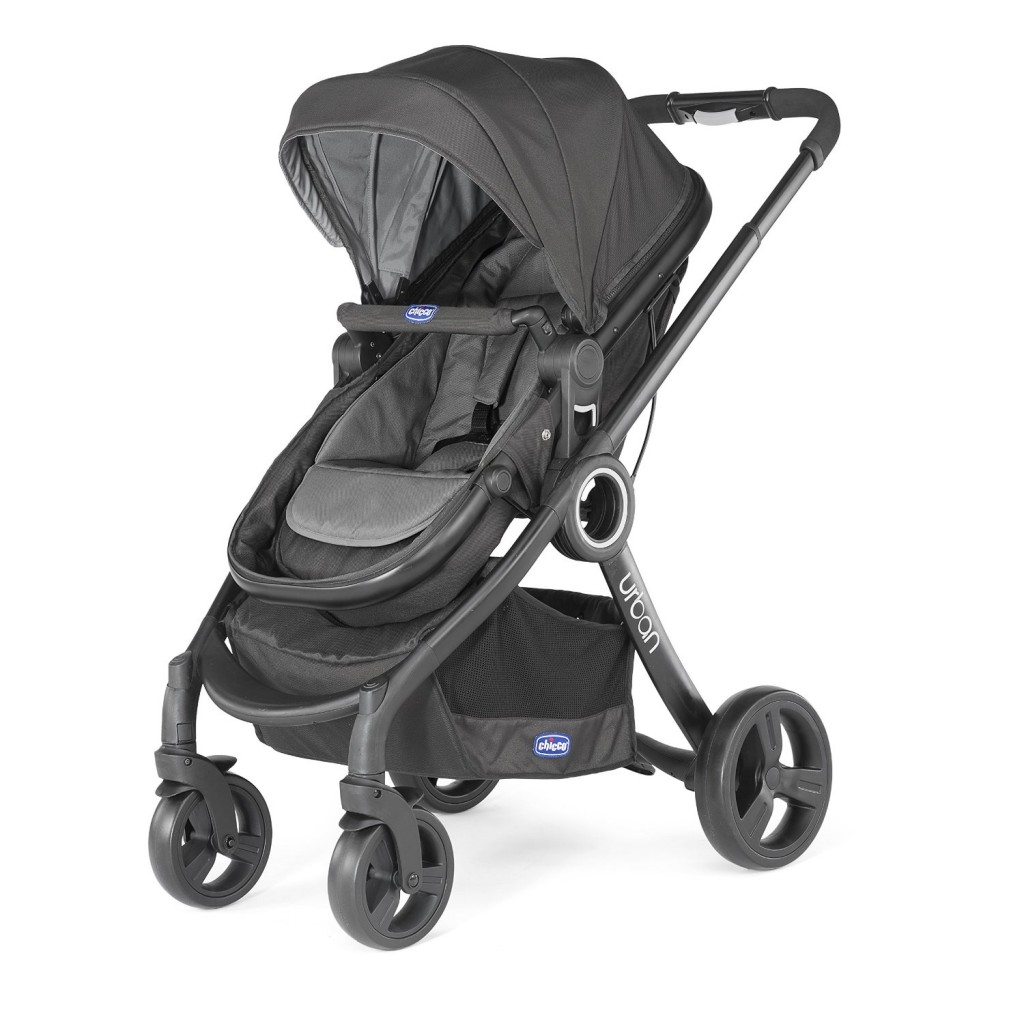 Chicco Pack Urban Plus Poussette Anthracite