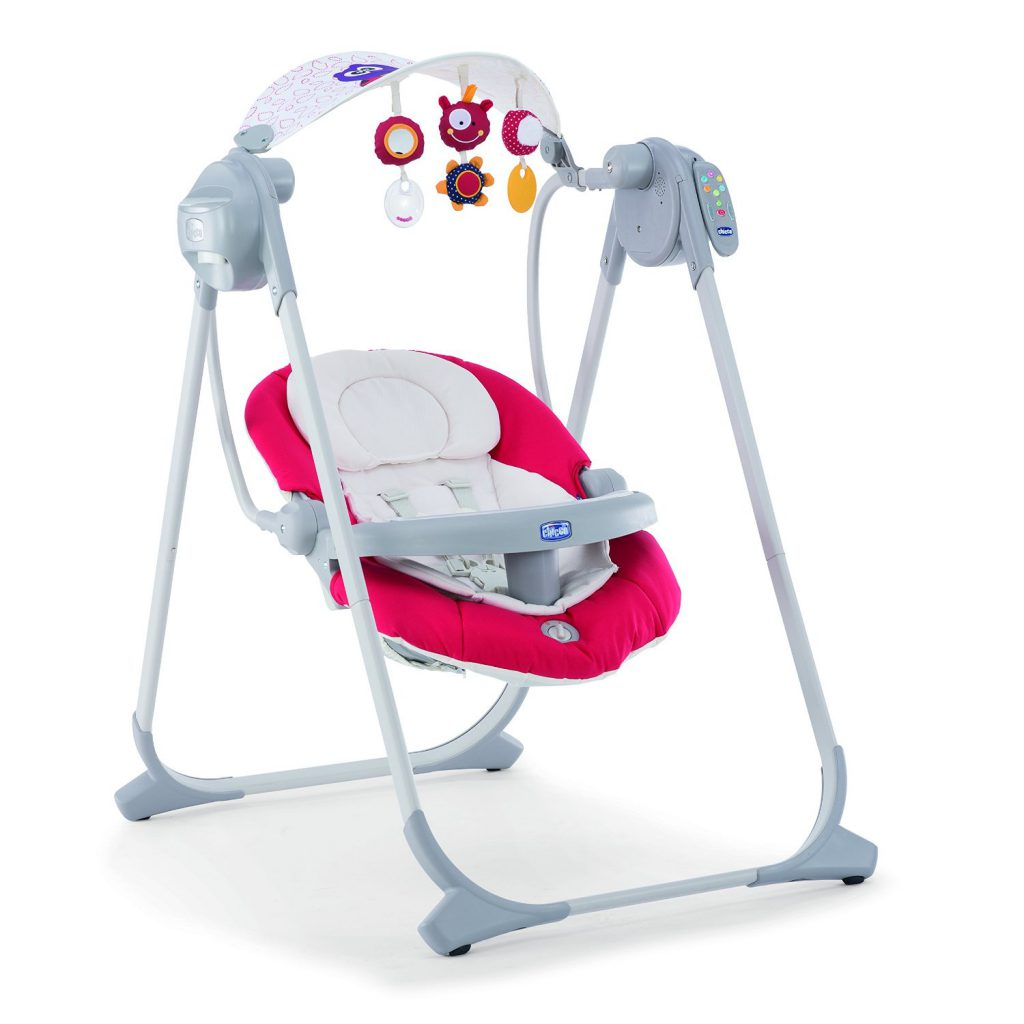 Chicco Polly Swing Up Balancelle Paprika