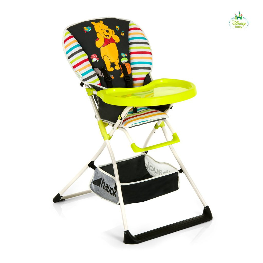 Hauck Chaise haute Mac Baby Deluxe Tidy time