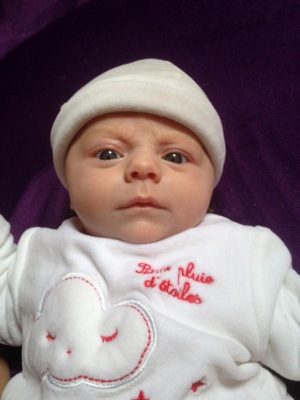 Julianne, née le 14 avril