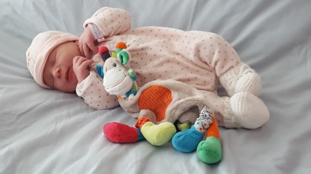 Louise, née le 20 avril