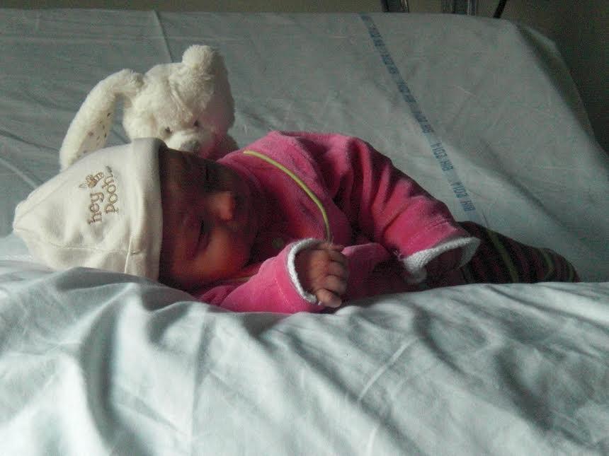 Luna, née le 28 avril