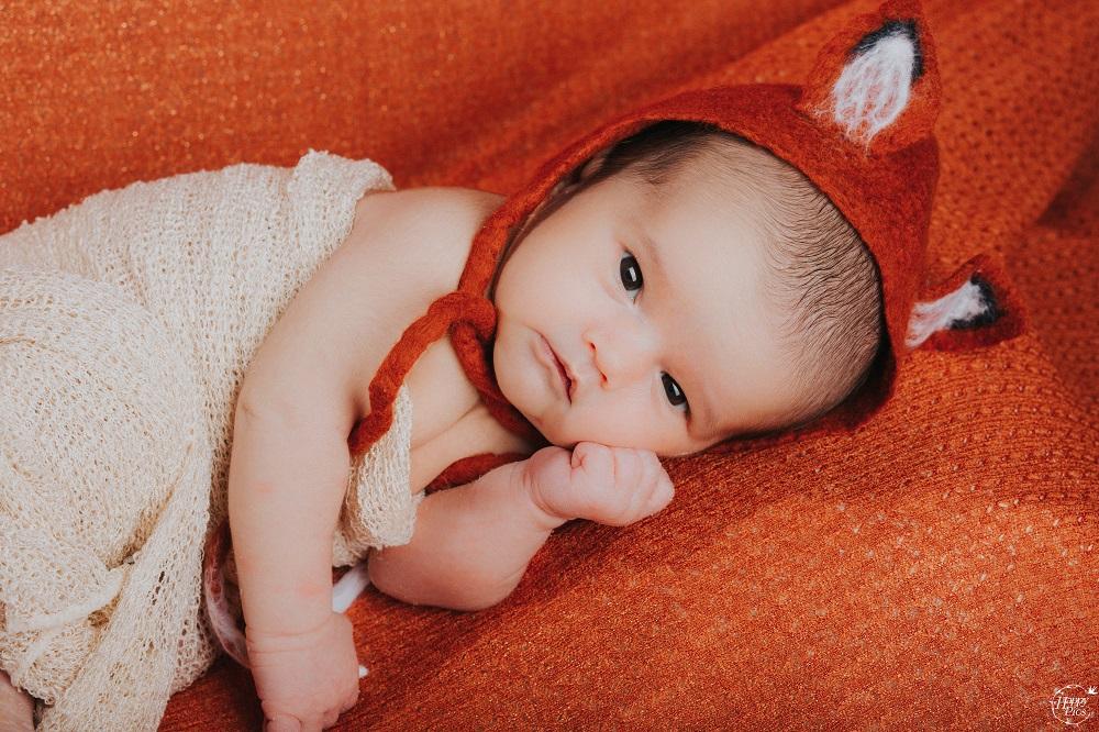 Mathéo, né le 1er avril