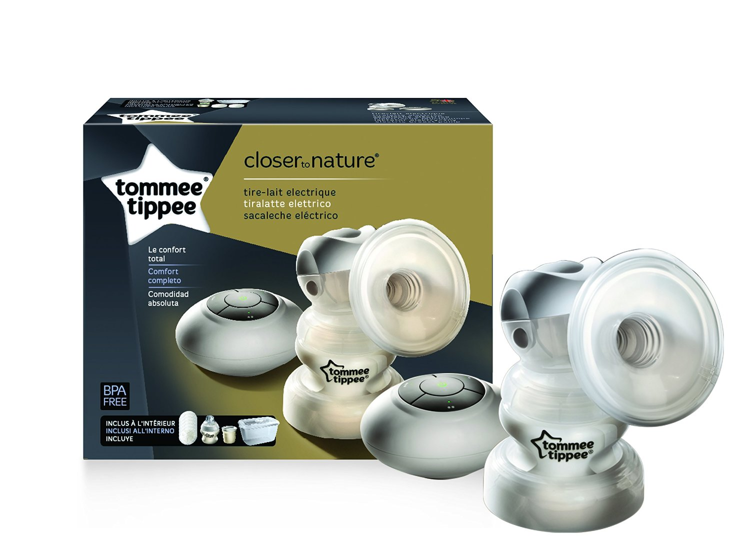 Tommee Tippee Tire-Lait electrique Closer To Nature