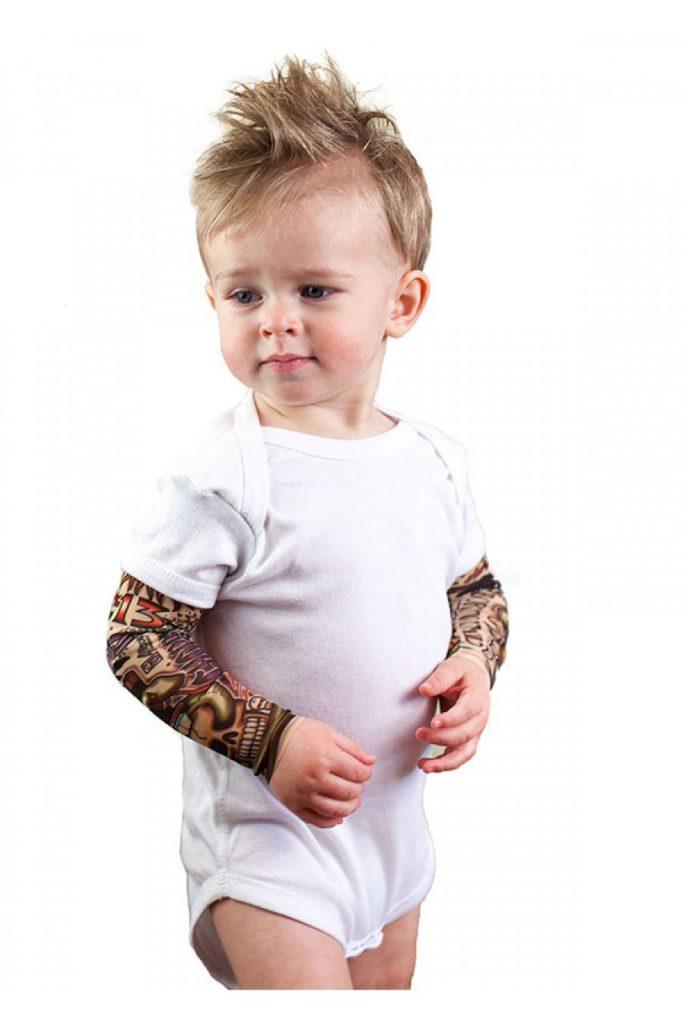 body tatoue bambin