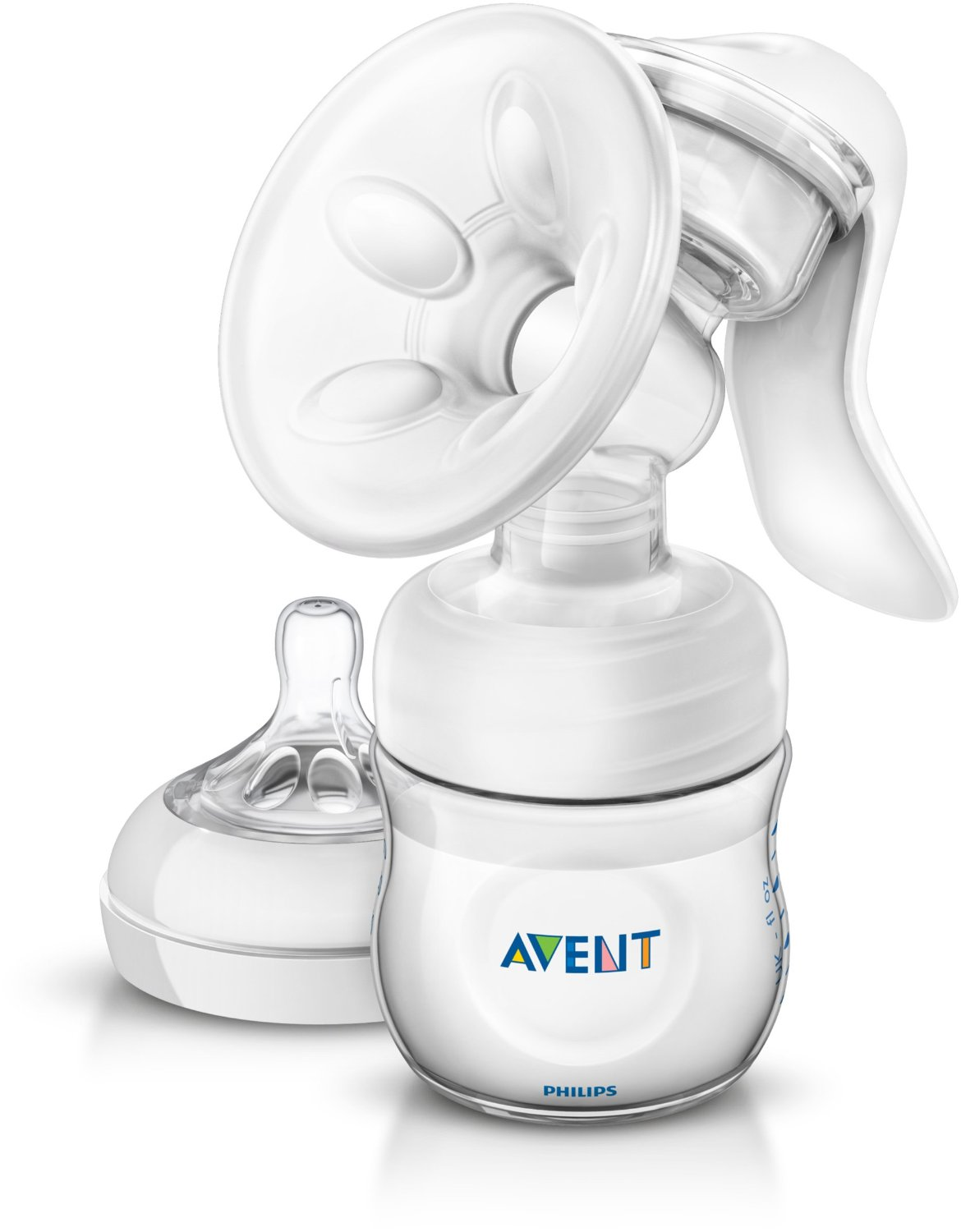 Philips Avent SCF330 20 Tire-Lait Manuel Natural PP