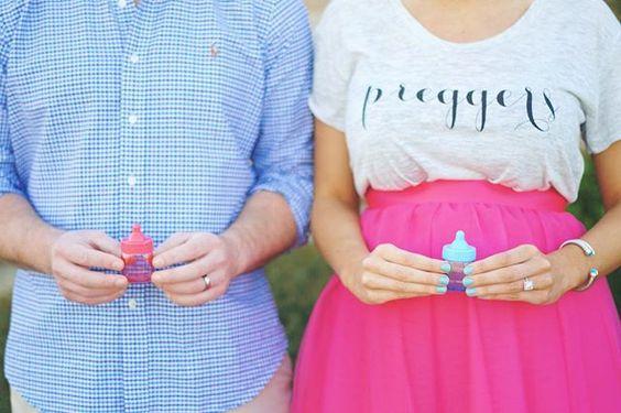 6 idées originales et brillantes pour annoncer votre grossesse en photo - Neufmois.fr