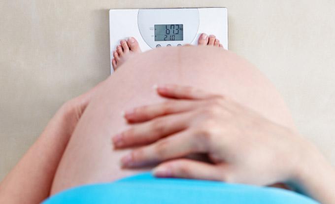 poids équilibre-neuf mois-nutritionniste