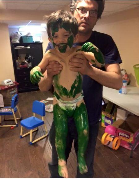 13 betise fils de hulk