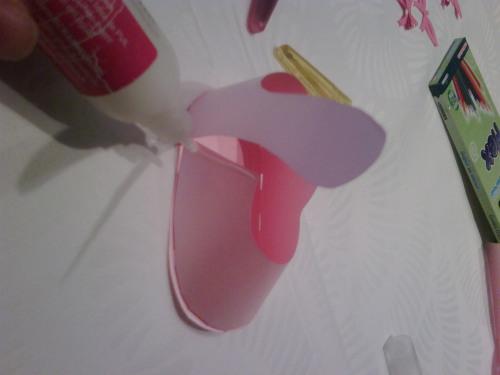 DIY mini souliers etape 5