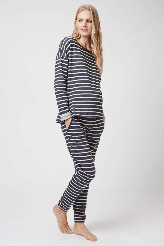 Pyjama de grossesse topshop