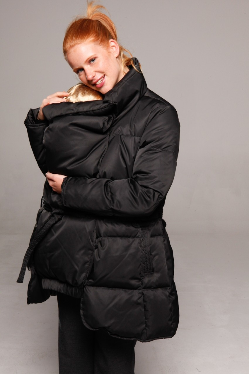 Extension manteau femme enceinte