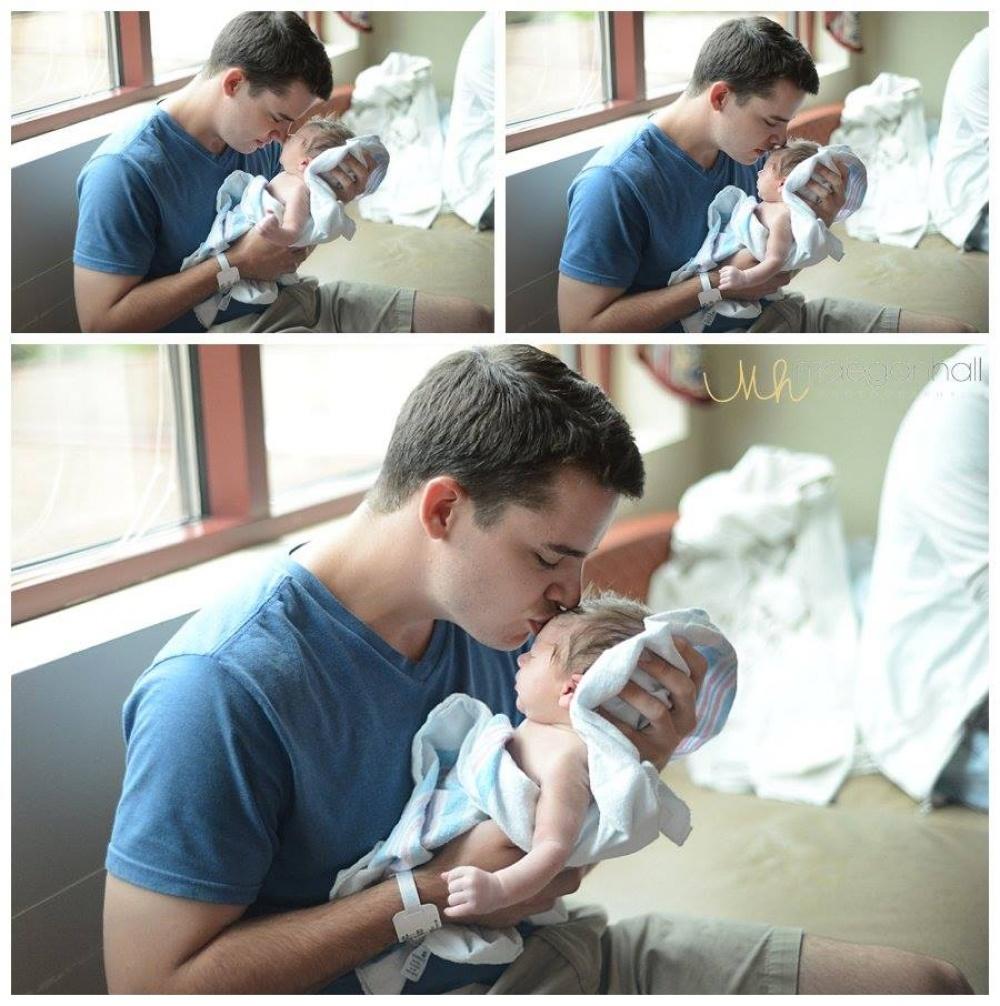 quand papa rencontre bebe pour la premiere fois 14