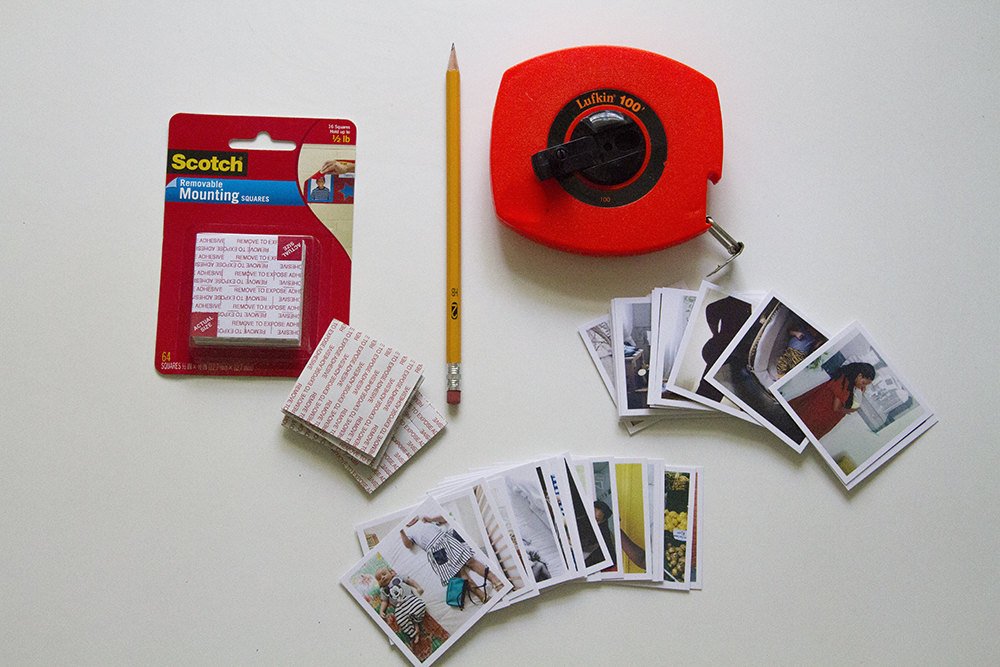 materiels DIY photos coeur