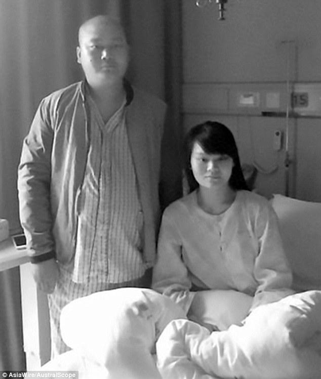 une chinoise met un terme a sa grossesse pour sauver son frere 3