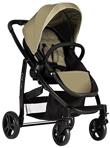 Graco Poussette - Evo Travel System - Sand